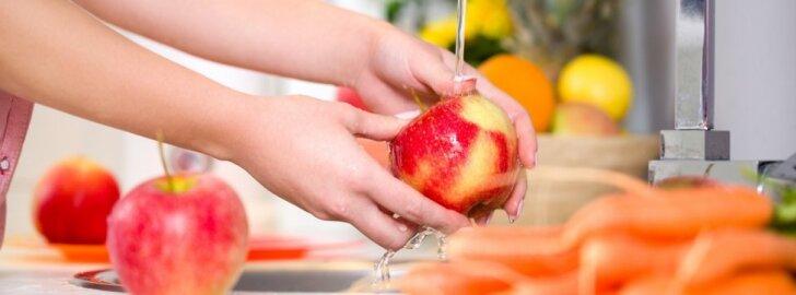 18 išradingų patarimų, kurie padės išsaugoti vaisių ir daržovių šviežumą