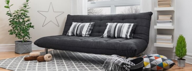 Patarimai, kaip išsirinkti sofą