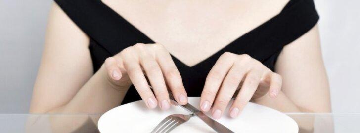 Didžiausia klaida norint atsikratyti antsvorio - badauti