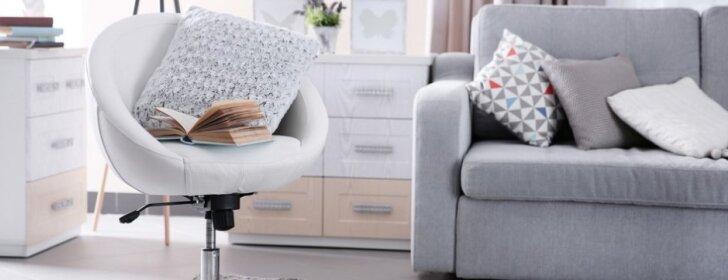 Spalvos, kurios atneš į jūsų namus taiką ir ramybę