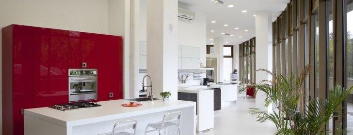 Įkvėpimui: 3 modernios virtuvės idėjos