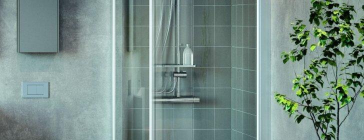 Idėjos, kaip išsirinkti tinkamą dušo zoną
