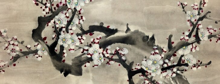 Ant sienų - Japonijos dvasia
