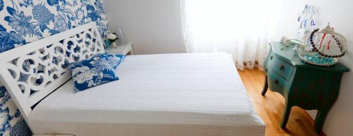 Dizainerės patarimai, kaip nepadaryti esminių klaidų kuriant miegamojo zoną
