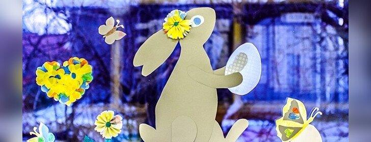 Idėjų galerija: velykinės dekoracijos