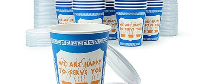 Dizaino klasika: vienkartinio puodelio sėkmės istorija