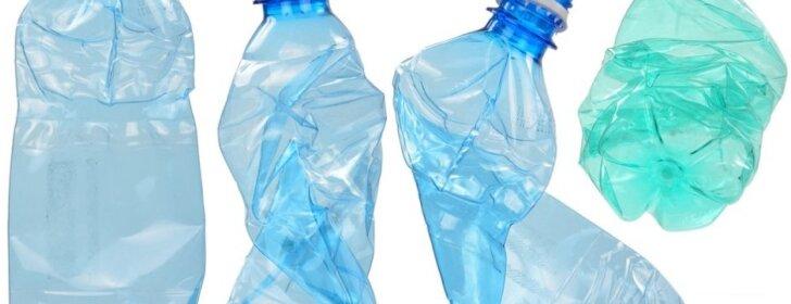Neįprastos idėjos, kaip panaudoti plastmasinius butelius