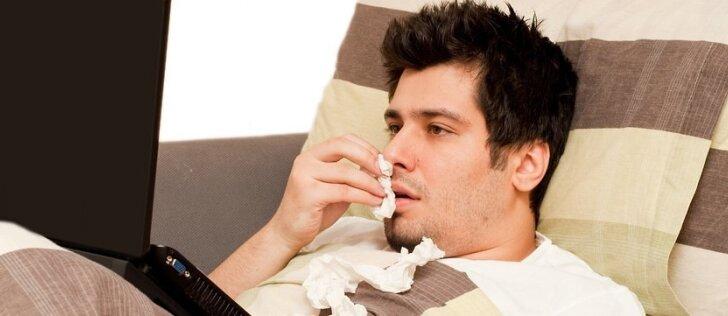 Septyni įpročiai, kurie padės atsispirti virusams