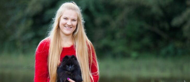 Šunų augintoja Modesta: šunys išmoko mylėti bet kokią būtybę