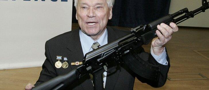 """Grumtynės dėl prekės ženklo """"AK-47"""""""