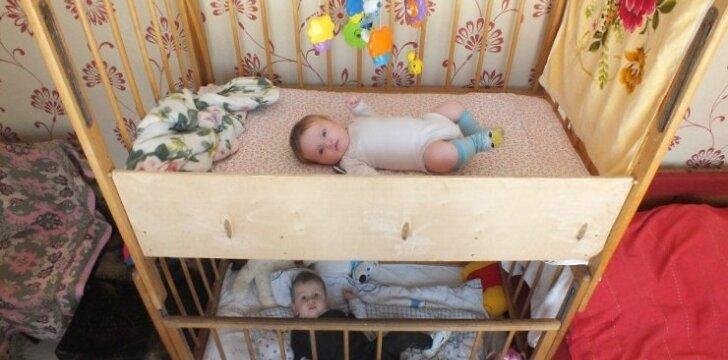 """Lietuvių šeimos išradimas padeda namuose sutaupyti vietos <span style=""""color: #ff0000;""""><sup>FOTO</sup></span>"""