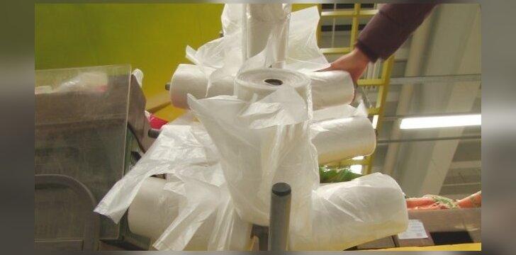 Plastikiniai maišeliai