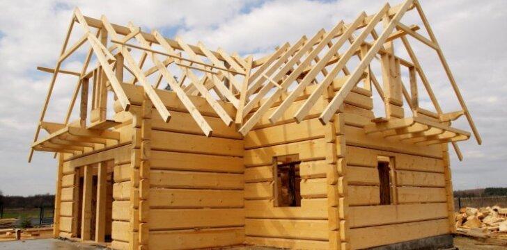 Nesudėtingi statiniai: kada galima vykdyti statybą be leidimo?