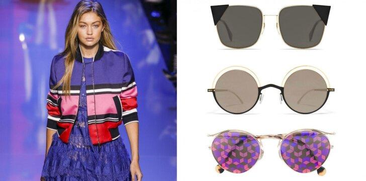 Šios vasaros akinių tendencijos: kaip madingą aksesuarą paversti stiliaus detale