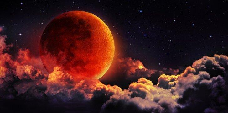 Mėnulio užtemimas: kodėl astrologė siūlo prisiminti, kas siejama su Žuvų ženklu