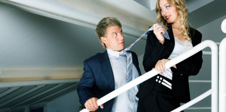 Kiek šansų vyrui permiegoti su bose?