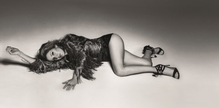 "Laimėk pasirinktus Ellie Goulding ""Deichmann"" kolekcijos batus (laimėtoja)"