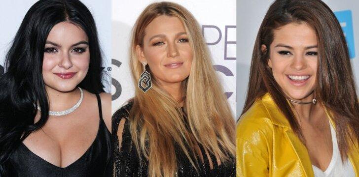 5 jaunųjų žvaigždžių ilgų plaukų paslaptys: padės ir tau, jei nori atsiauginti plaukus (FOTO)