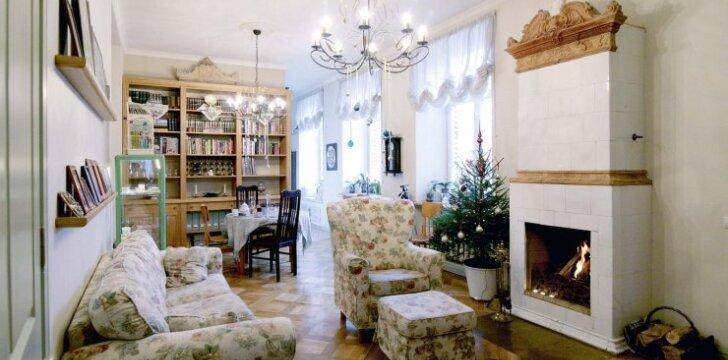 Namai, kur šventės trunka visus metus