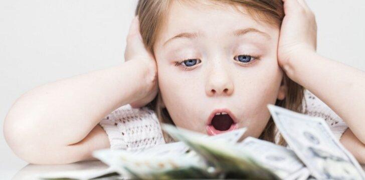 Dažniausiai užduodami klausimai apie naująsias išmokas vaikui