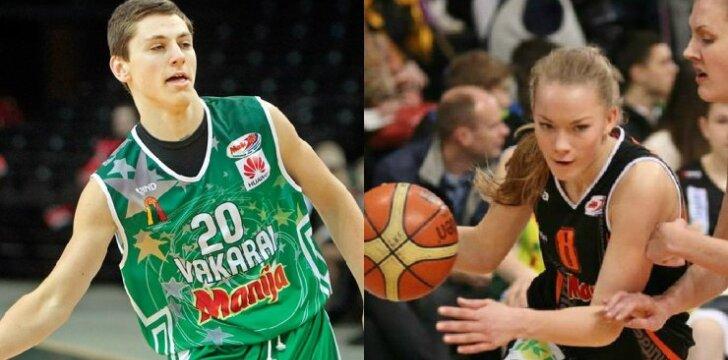 Tomas Balčiūnas ir Kristina Masionytė