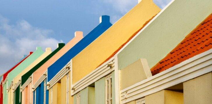 Dekoratyviniai tinkai fasadui: pagrindinės jų savybės