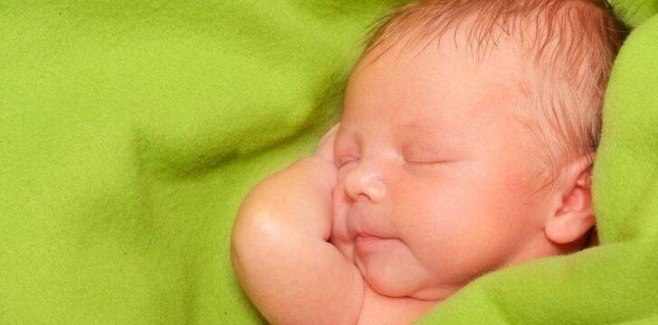 Ką sapnuoja vaikai mamos gimdoje?