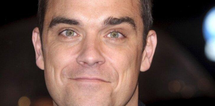 Pakviesk artimą žmogų ir laimėk 2 bilietus į Robbie Williamso koncertą!