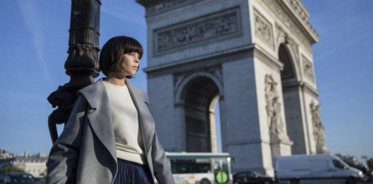 Paryžiaus romantikos ir elegancijos įkvėpta kolekcija keliautojoms