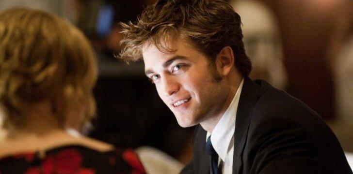 """""""Bad boy"""" sugrįžo: Roberto Pattinsono įvaizdis patiks dievinančioms blogiukus (FOTO)"""