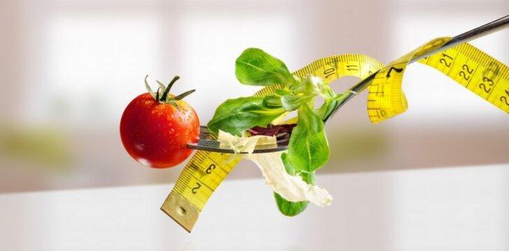200 kalorijų – dešimtadalis sveiko žmogaus kasdienio raciono