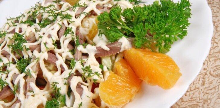 Liežuvio salotos