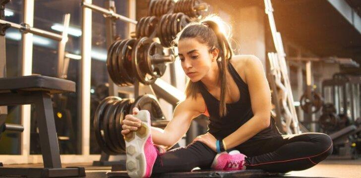 3 didžiausios klaidos, kurias galbūt darai, jei ką tik pradėjai sportuoti
