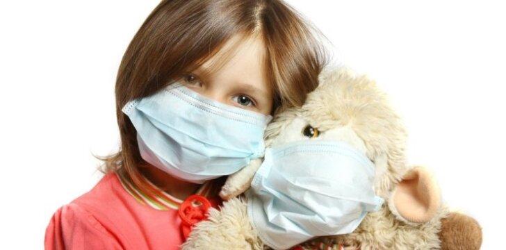 Mirtį sėjanti infekcija pavojingiausia vaikams iki penkerių metų