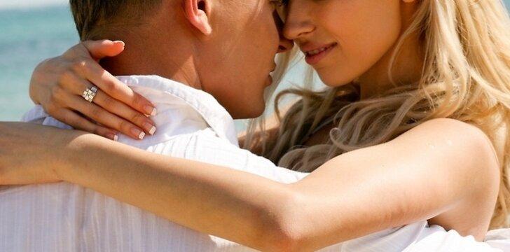 Kai moteris vaisinga, ji kvepia taip, kad vyrui itin sunku jai atsispirti. Bet įmanoma.