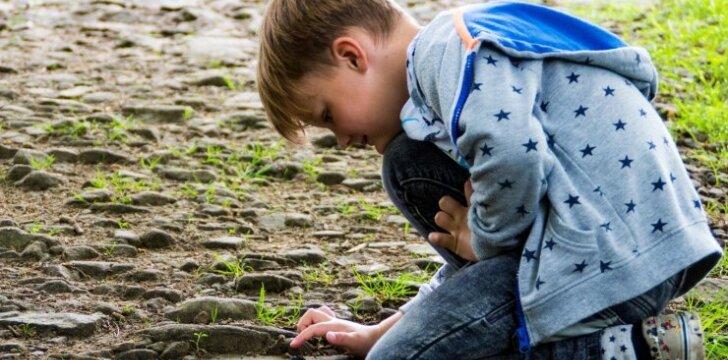 Svarbi savybė, kurią turi visi maži vaikai, bet vėliau ją neretai <em>išmuša</em> tėvai