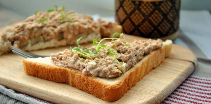 Užtepėlė sumuštiniams
