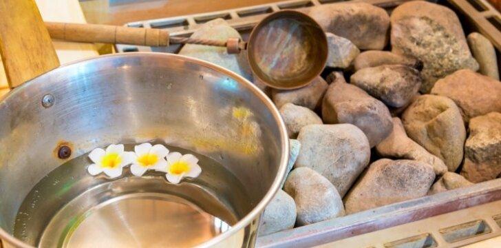Nedidelė, bet svarbi pirties detalė – krosnelės akmenys: kaip išsirinkti