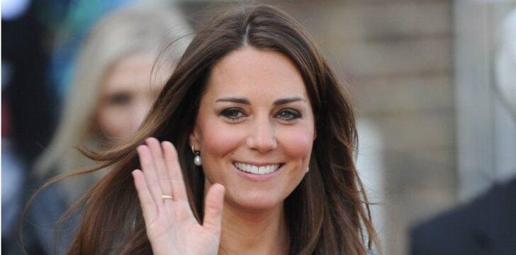 Kate Middleton - gimdykloje: karališkasis kūdikis pakeliui!