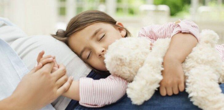 Ką svarbu žinoti, jei vaikas naktį šlapinasi į lovą