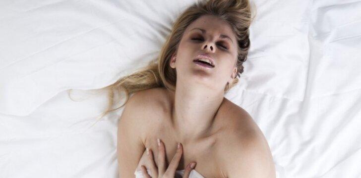 Lengviausias kelias orgazmo link: pažink save