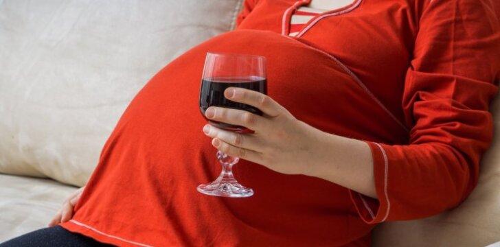 Alkoholio poveikis būsimo vaiko sveikatai