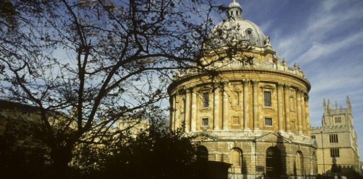 Oksfordo gidas