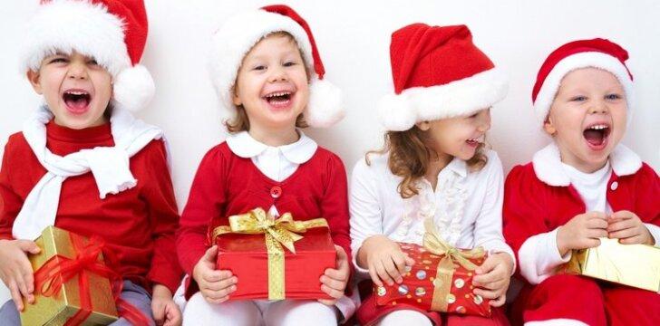 Kaip atrodo linksmiausios mažųjų Kalėdos?