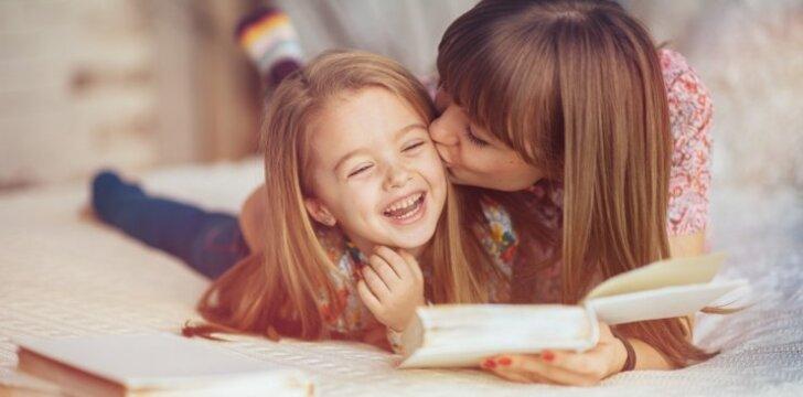 Kad vaikiškos pasakos nevirstų košmarais