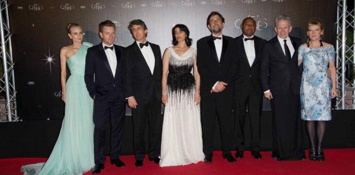 Žiuri nariai Diane Kruger, Ewan McGregor, Nanni Moretti, Hiam Abbass, Raoul Peck,  Jean-Paul Gautier ir Hiam Abbass