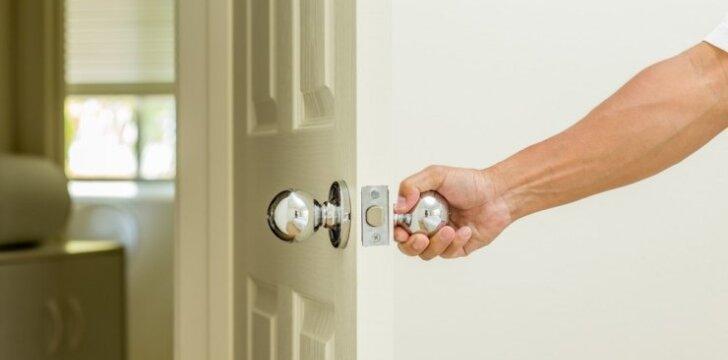 Į ką atkreipti dėmesį renkantis vidaus duris?