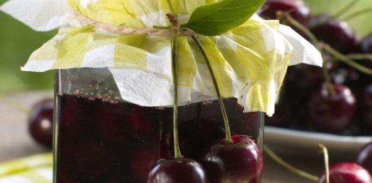 Vyšnių marmeladas