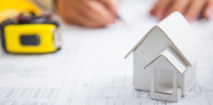 Architektė pataria: kada galite pats susiprojektuoti ir statytis namą