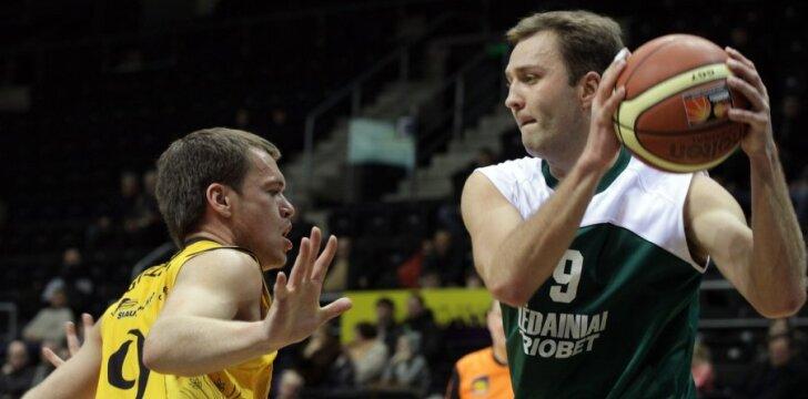 Darius Gvezdauskas ir Vidas Ginevičius